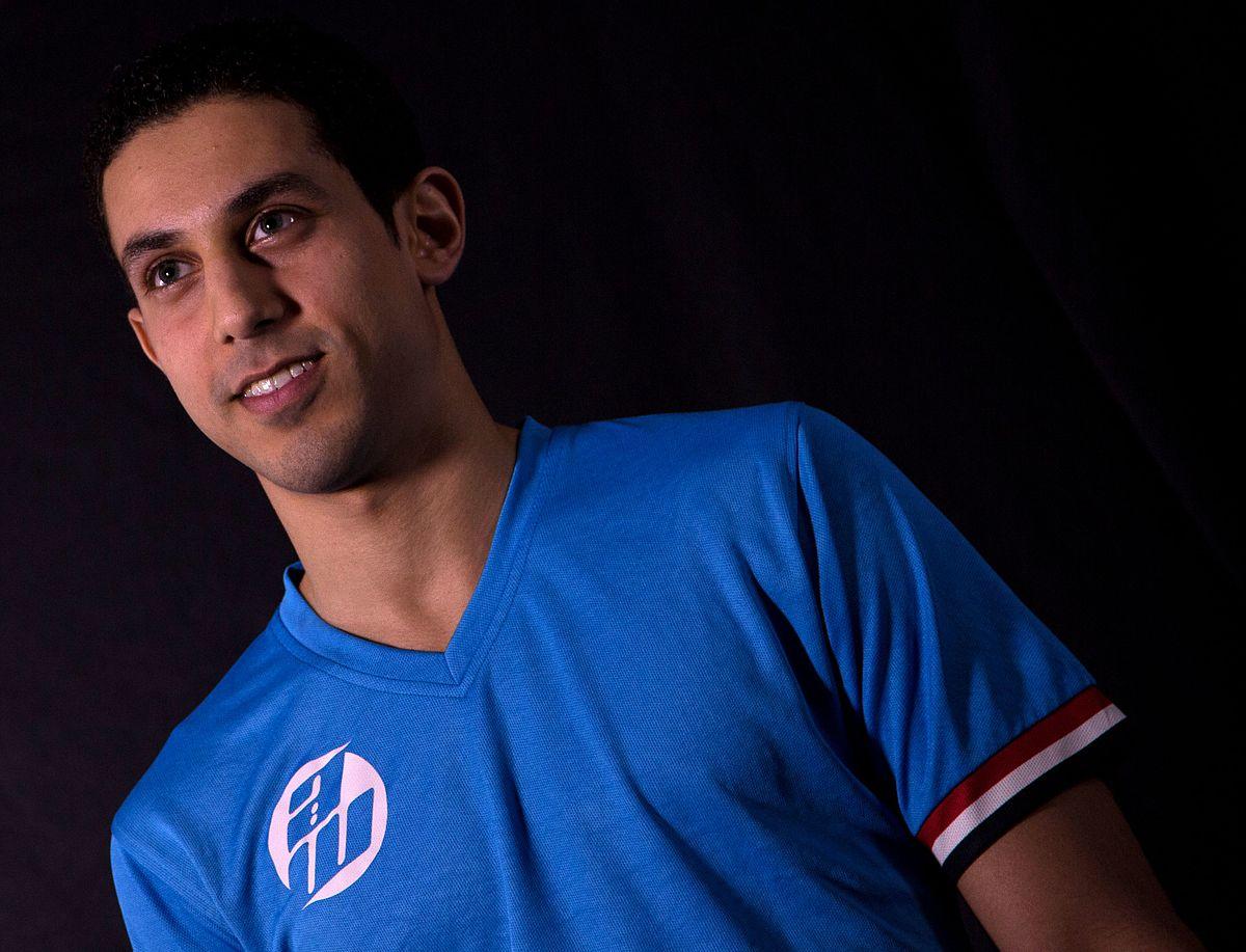 لاعب مصري يتأهل إلى نهائي بطولة هندية للاسكواش