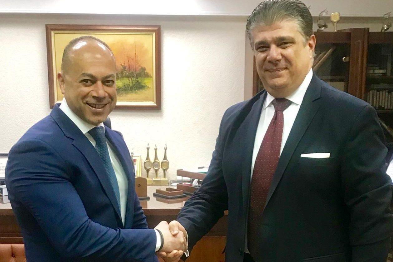اعلام المصريين توقع بروتوكول لتطوير التلفزيون المصري لمدة خمس سنوات