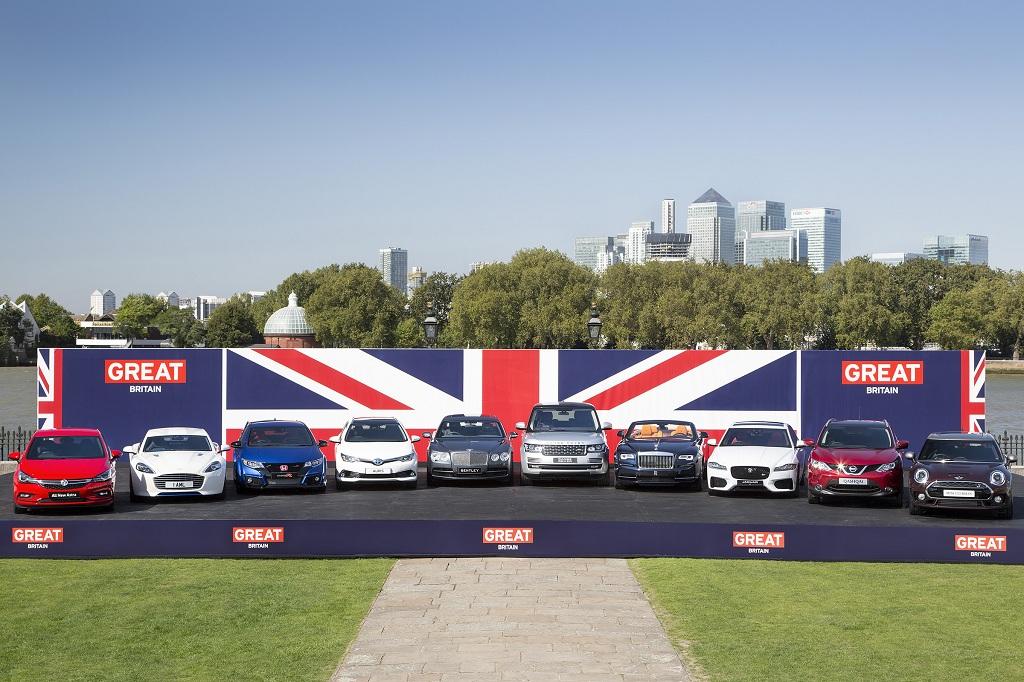 تدهور صناعة السيارات في بريطانيا بسبب بريكست