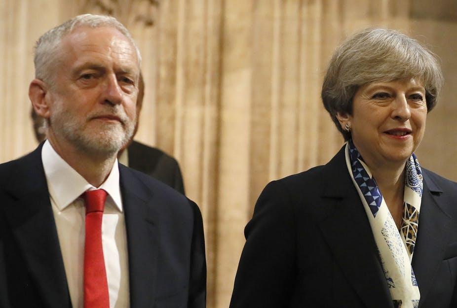 انهيار المحادثات بين الحكومة البريطانية وحزب العمال بشأن بريكست