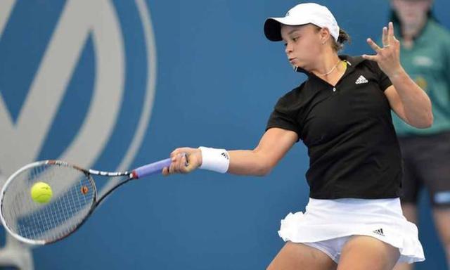 آشلي بارتي تحافظ على صدارة التصنيف العالمي للاعبات التنس