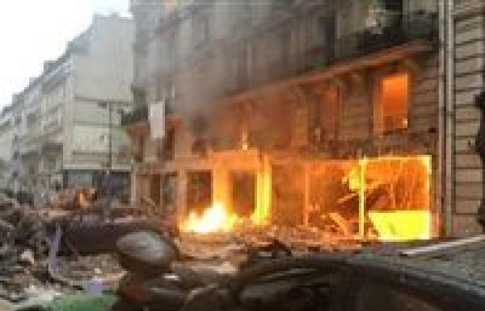 """""""الصحة المكسيكية"""": ارتفاع حصيلة ضحايا حادثة انفجار أنبوب نفط إلى 89 قتيلا"""