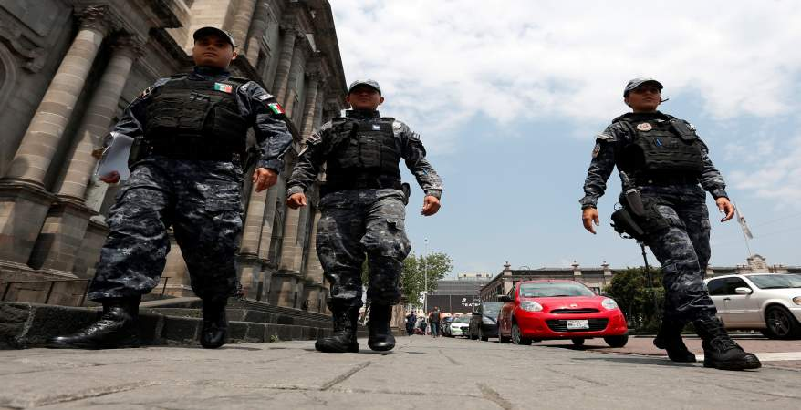 المكسيك: أكثر من 79 ألف شخص في عداد المفقودين بعد استهداف عصابات المخدرات