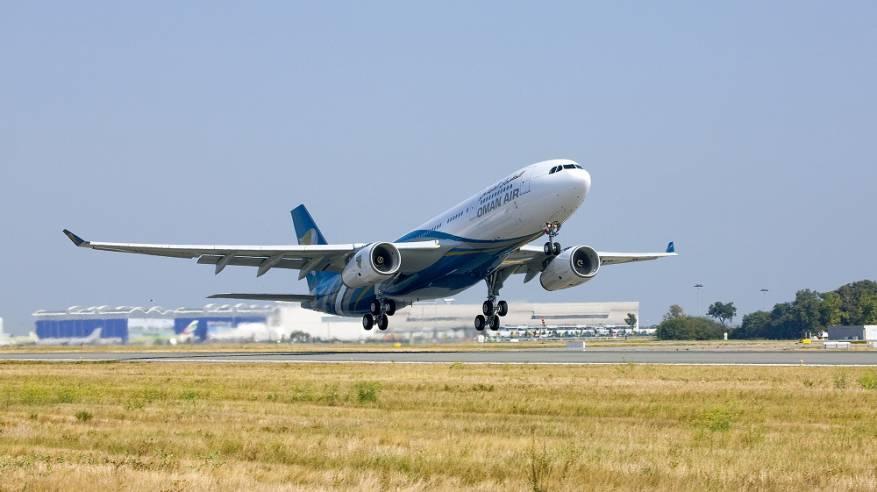 هبوط اضطراري لطائرة ركاب عمانية في مطار أتاتورك