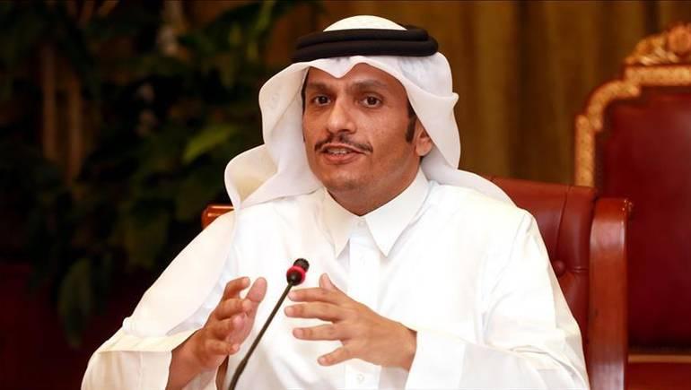 وزير الخارجية القطري : قطر لا ترى ضرورة لإعادة فتح سفارتها في سوريا