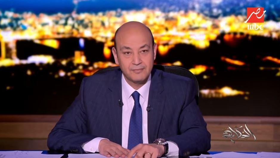 شاهد | عمرو أديب يستعرض الثورة الصناعية في صعيد مصر