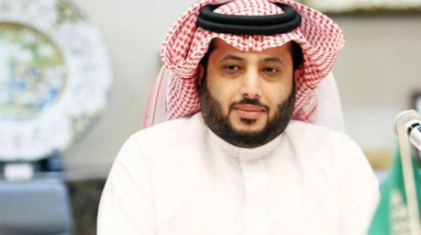"""تركي آل الشيخ يبدى سعادته بضم 5 لاعبين من """" بيراميدز"""" لقائمة المنتخب المصرى"""