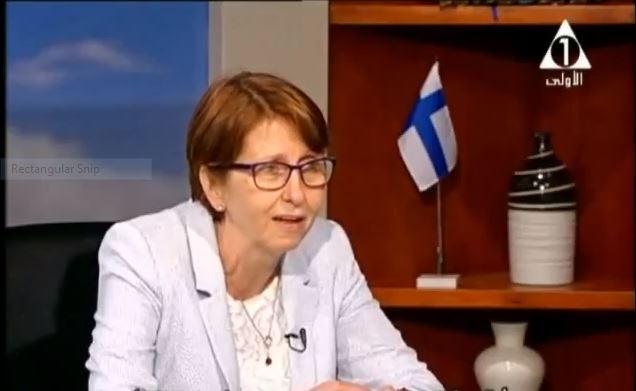 سفيرة فنلندا بالقاهرة: القمة العربية– الأوروبية فرصة للحوار السياسي