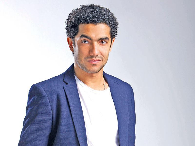 الفنان محمد عادل : سعيد بنسب مشاهدة مسلسل «أبو العروسة 2»