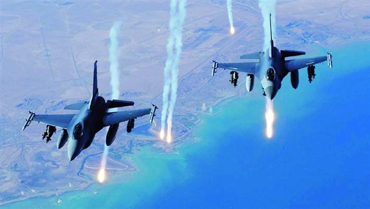 الإعلام الأمنى العراقى: التحالف الدولى يستهدف 37 هدفا فى محافظة صلاح الدين