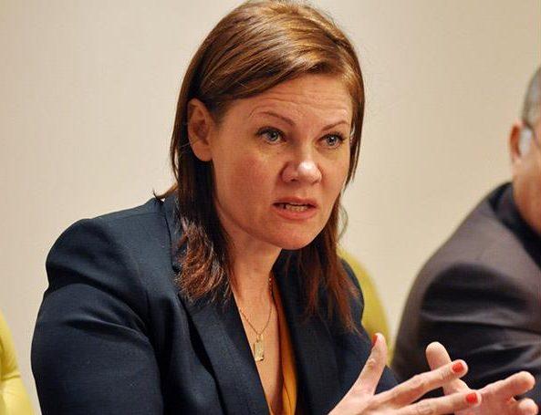 سفيرة لاتفيا بالقاهرة: مصر لاعب أساسي في عملية السلام بالشرق الأوسط