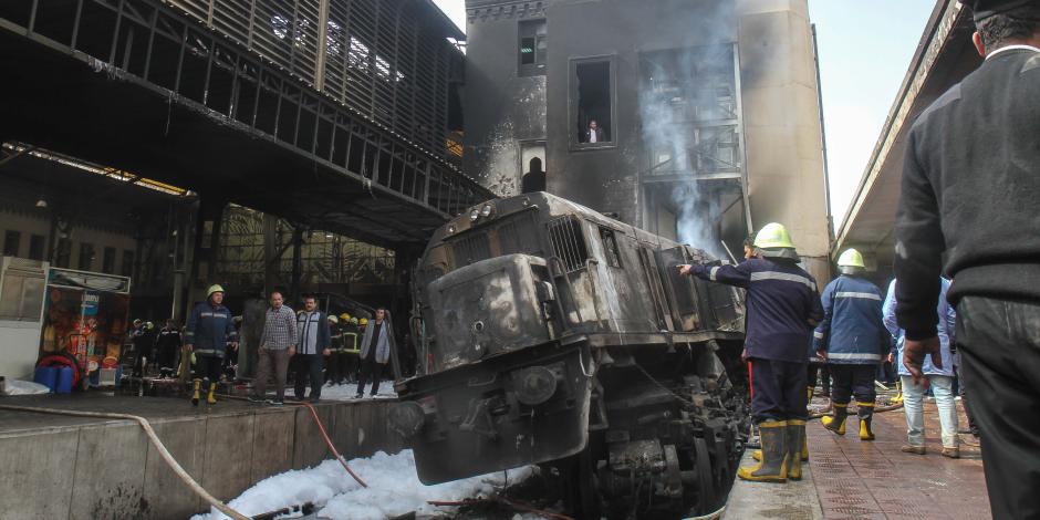 فيديو| «إكسترا نيوز» تنفرد بأول لقاء مع البطل وليد الذي انقذ مُصابي حادث قطار محطة مصر