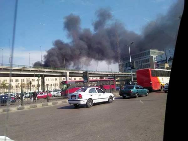 رفع حالة الطوارئ بمستشفيات عين شمس والقاهرة لاستقبال ضحايا محطة مصر