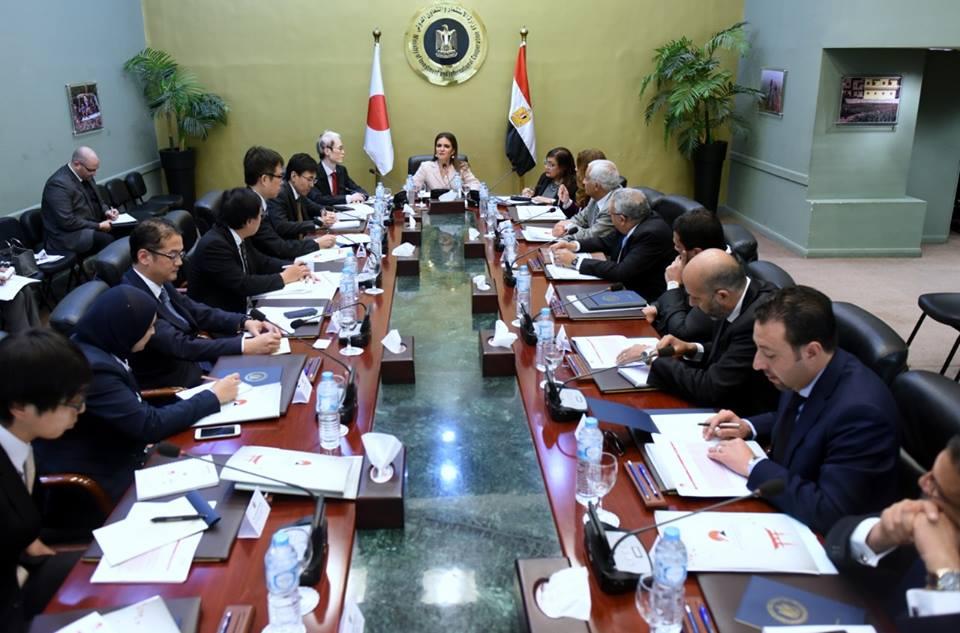 وفد من كبريات الشركات اليابانية يزور مصر في مارس المقبل للتعرف على فرص الاستثمار