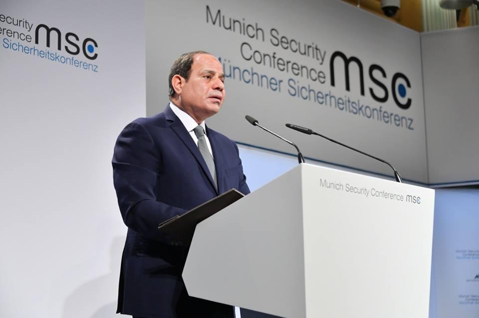 سفير مصر بألمانيا: إشادة وترحيب دولي بخطاب الرئيس السيسي أمام مؤتمر ميونخ