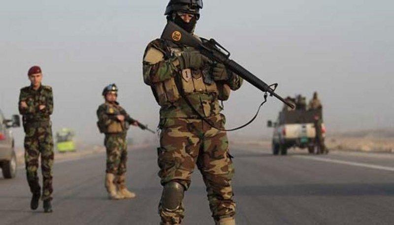 انطلاق عملية عسكرية جديدة لملاحقة بقايا عناصر داعش فى ديالى بالعراق