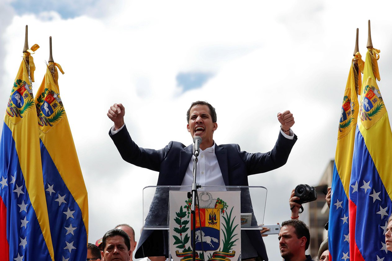زعيم المعارضة بفنزويلا : نائب رئيس البرلمان مضرب عن الطعام منذ 9 أيام