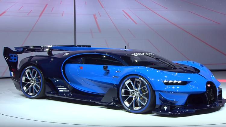 «بوغاتي» تطلق أغلى سيارة رياضية في العالم بسعر يصل إلى 16 مليون يورو
