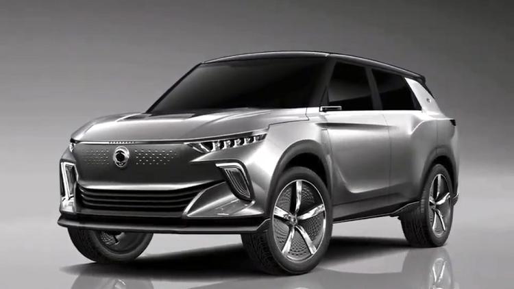 «سانغ يونغ» تبدأ باختبار الجيل الجديد من سيارات «Korando» رباعية الدفع الشهيرة