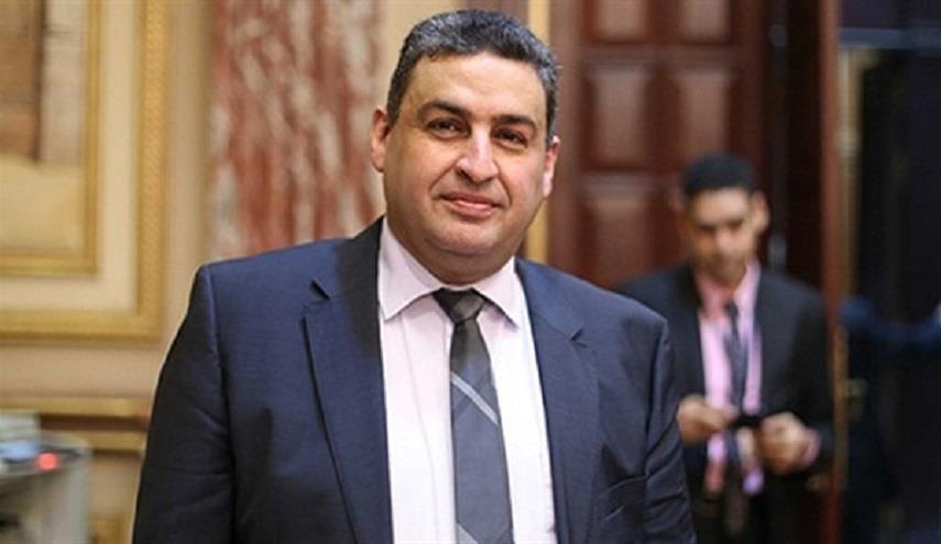 النائب محمد العقاد : رئاسة مصر للاتحاد الأفريقى تأكد أهمية دورهاخلال الفترة المقبلة