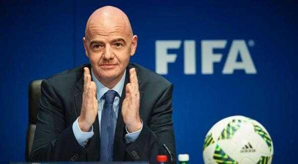 رئيس فيفا: هناك شغف بكرة القدم فريد من نوعه في أفريقيا