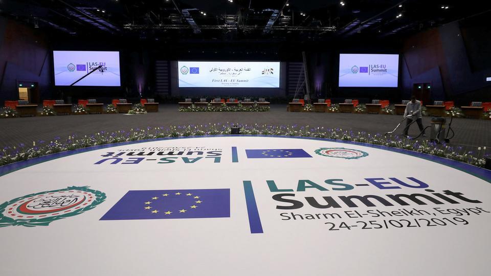 القمة العربية الأوروبية في شرم الشيخ تستحوذ على مقالات كتاب الصحف المصرية