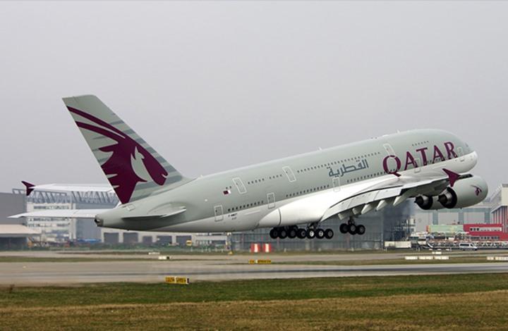 هبوط طائرة قطرية اضطراريا بمطار الخرطوم الدولي