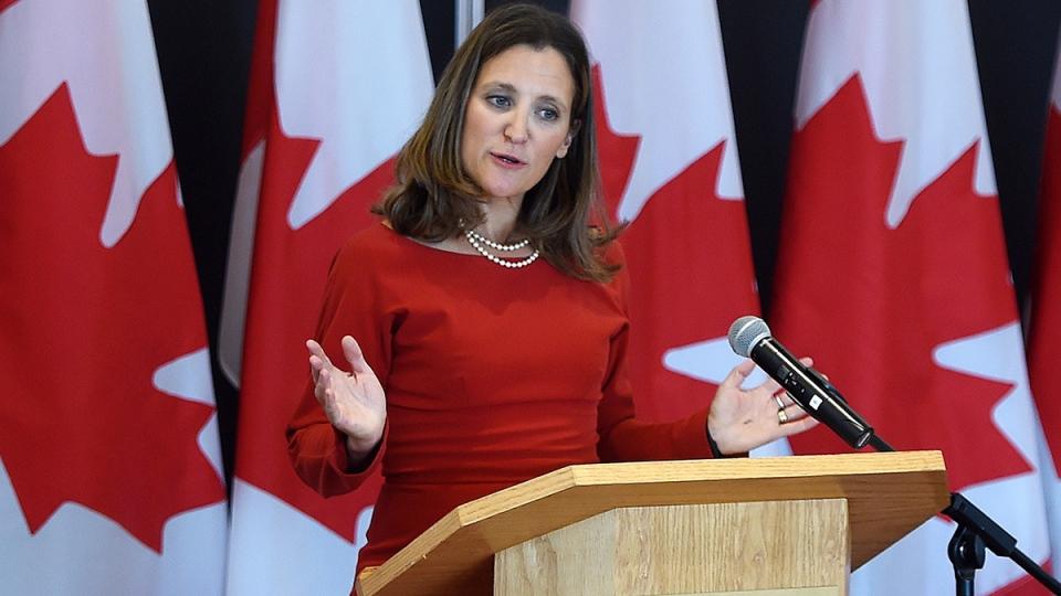 كندا ترحب بالتوقيع على الاتفاق الدستورى فى السودان وتصفه «باللحظة التاريخية»