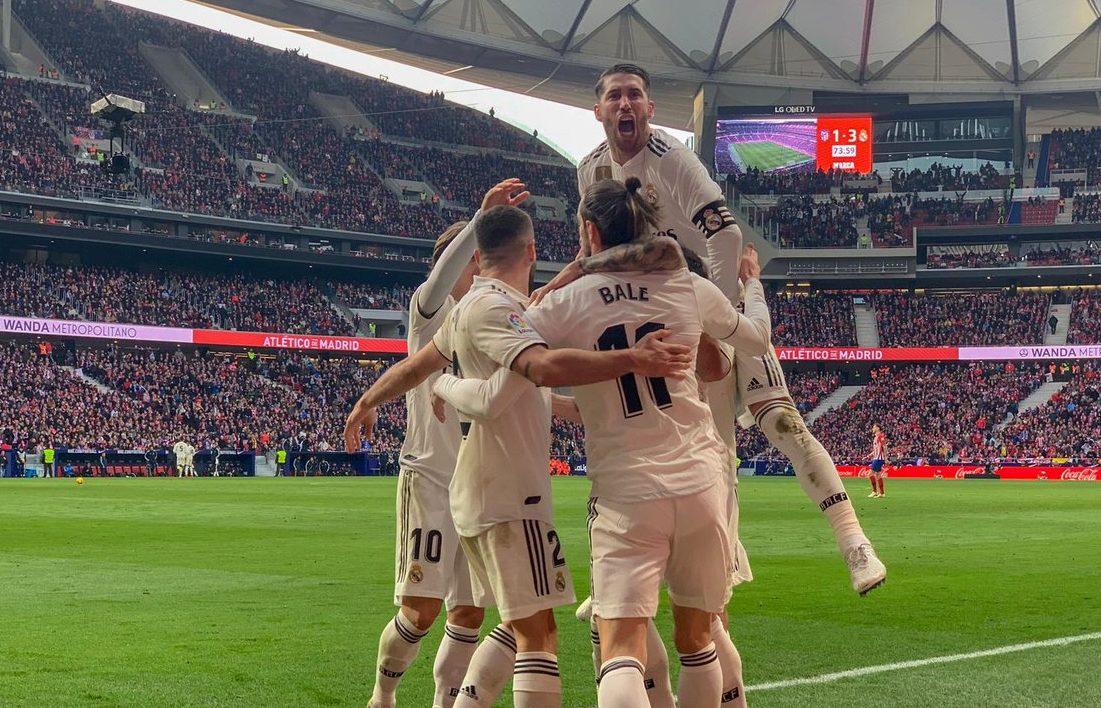 اكتساح ريال مدريد لبلد الوليد في الليجا يتصدر الصحف الإسبانية