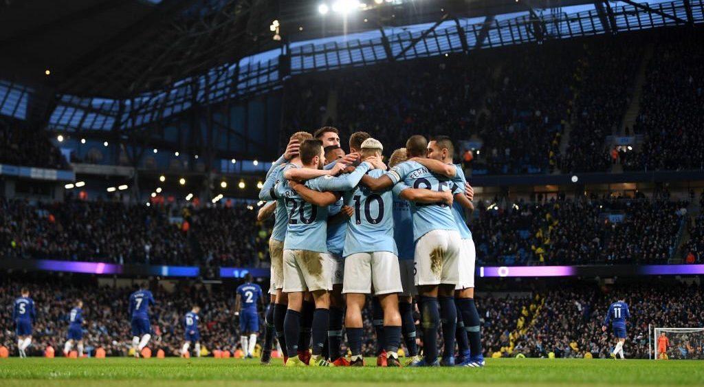 صور | مانشستر سيتي يكتسح تشيلسي بسداسية ويعود لصدارة الدوري الإنجليزي