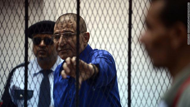 السلطات الليبية تفرج عن  أبوزيد أوردة آخر رئيس لجهاز المخابرات للقذافي