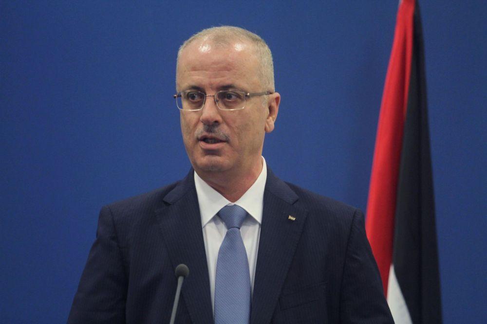 رئيس الوزراء الفلسطيني: رفضنا استلام أموال المقاصة من الجانب الإسرائيلي