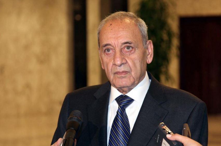 """رئيس """"النواب اللبناني"""" يحذر من اعتداءات إسرائيلية على الثروات النفطية"""