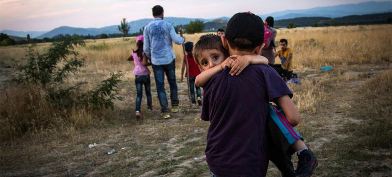 ضبط عصابة تهريب المهاجرين في مقدونيا الشمالية