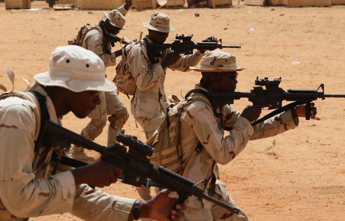 موريتانيا : بدء عمليات تدريب افلينتلوك 2019 العسكري بمشاركة 33 دولة