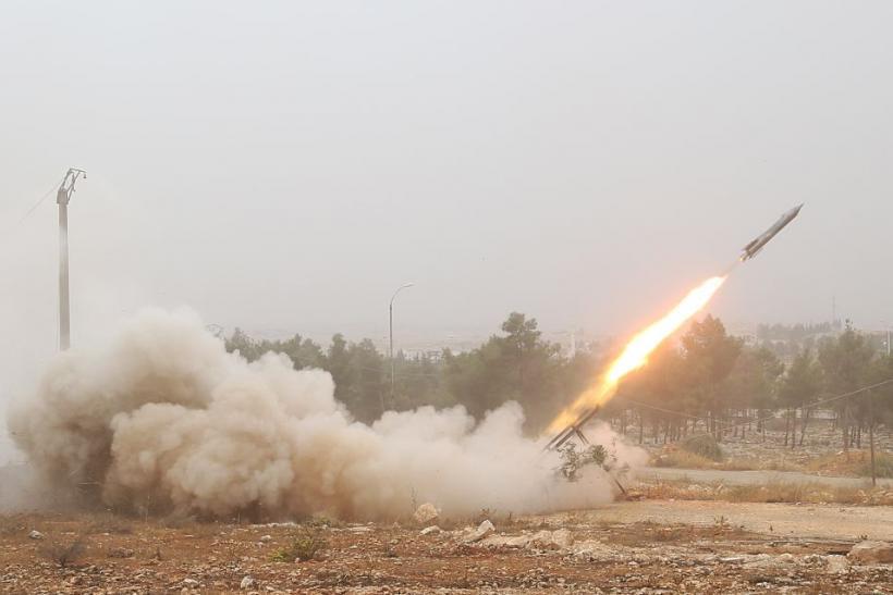 إصابة 3 مدنيين سوريين في اعتداءات إرهابية بريف حماة الشمالي