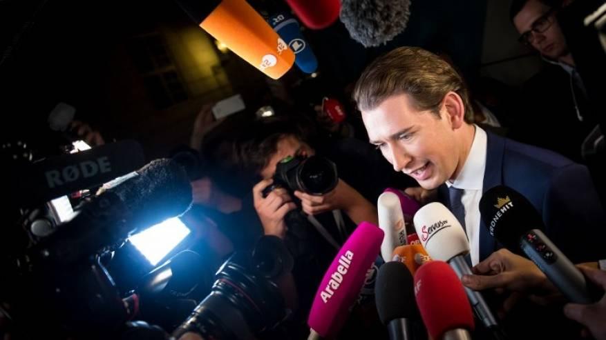 مستشار النمسا: زيارتي لواشنطن تهدف لتفادي اندلاع حرب تجارية مع أمريكا