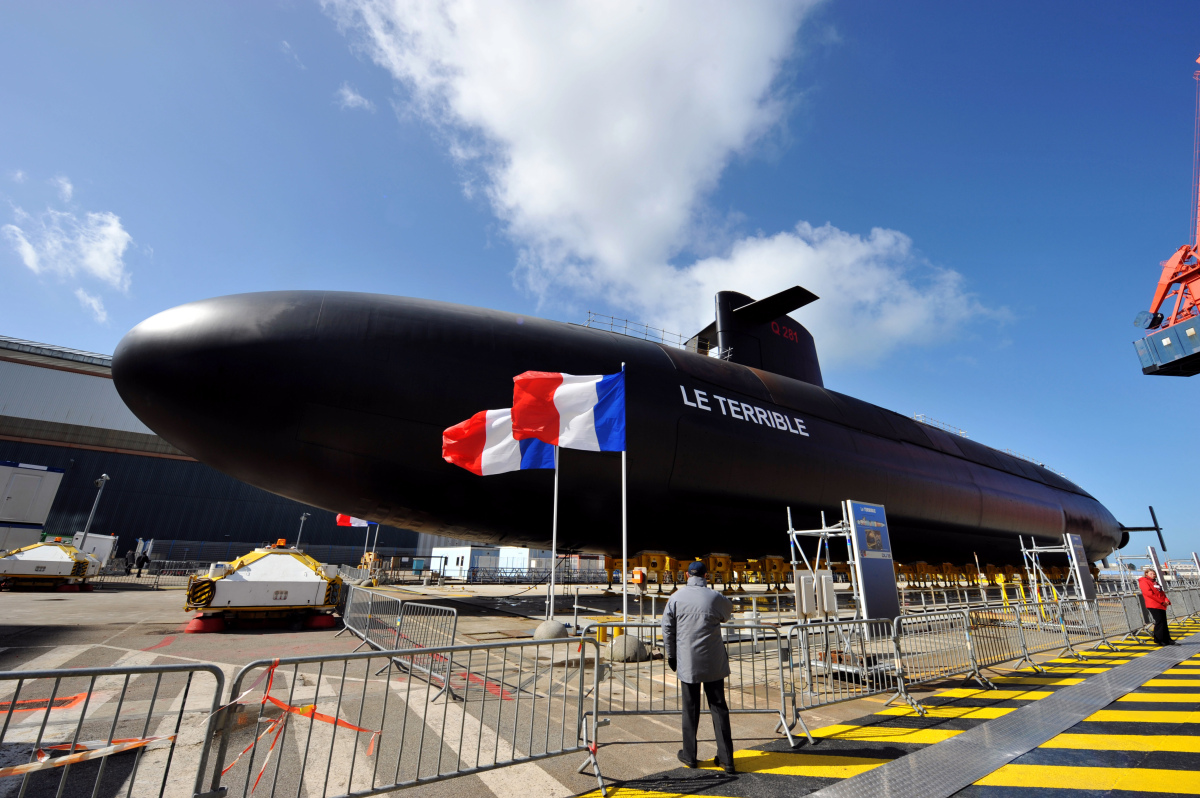 أستراليا توقع عقا مع فرنسا لشراء 12 غواصة حربية بقيمة 50 مليار دولار