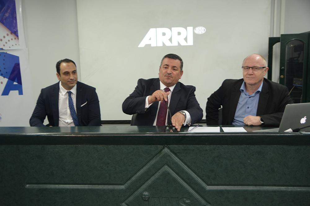 شركة ARRI العالمية تعدل احدث ابتكاراتها من اجل احياء التراث المصري