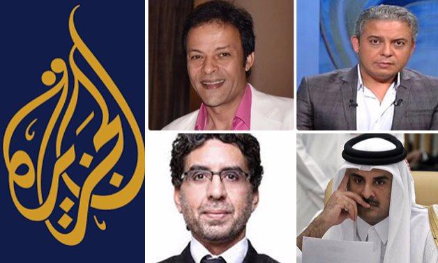 """إلى """" أراجوزات"""" قلة الأدب .. مصر لن تسقط أبداً"""