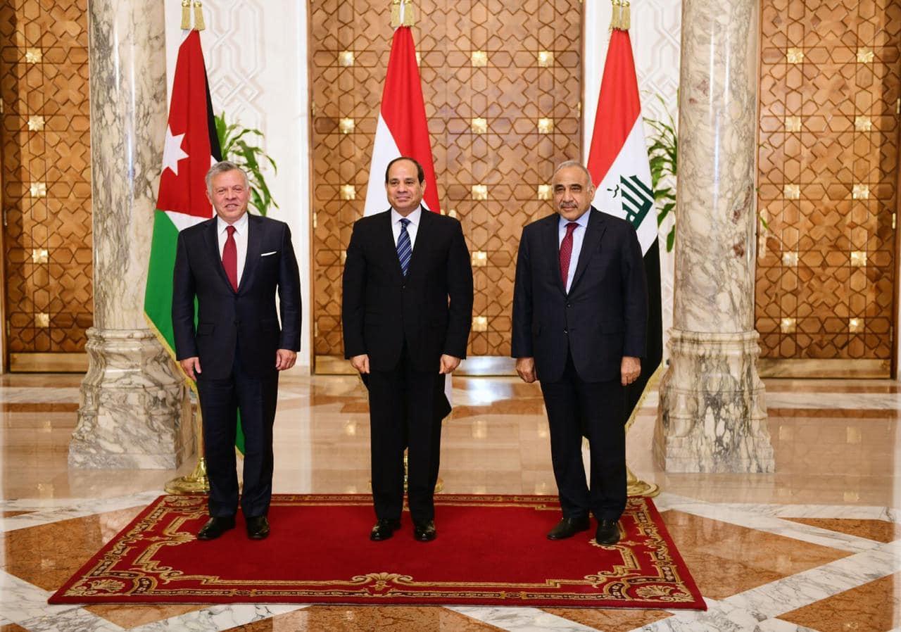 الصحف الكويتية تسلط الضوء على نتائج القمة المصرية الأردنية العراقية