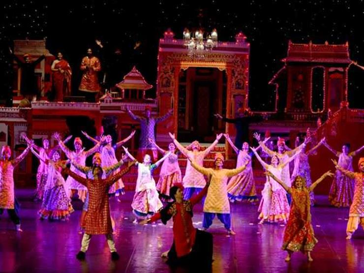 فيديو| شركة تي سي اي سنمار ترعي أكبر مهرجان للثقافة الهندية في بورسعيد