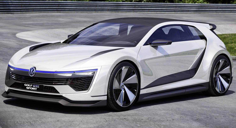 صور| سيارة جولف الجديدة تنافس نفسها بمظهر أكثر رياضية