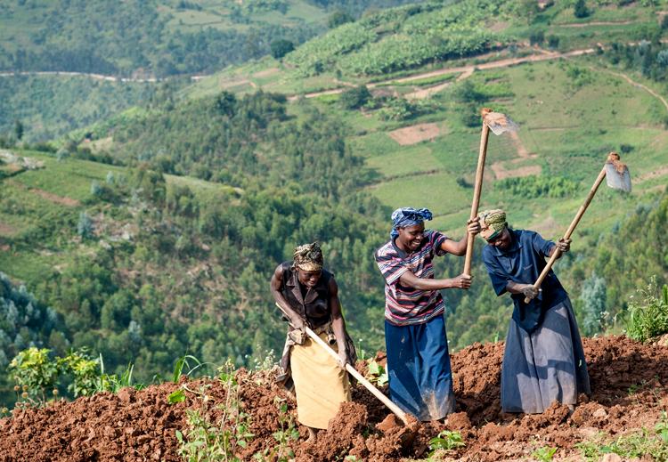 موريشيوس والصين تتصدران رأس المال الأجنبي الخاص في رواندا في 2017