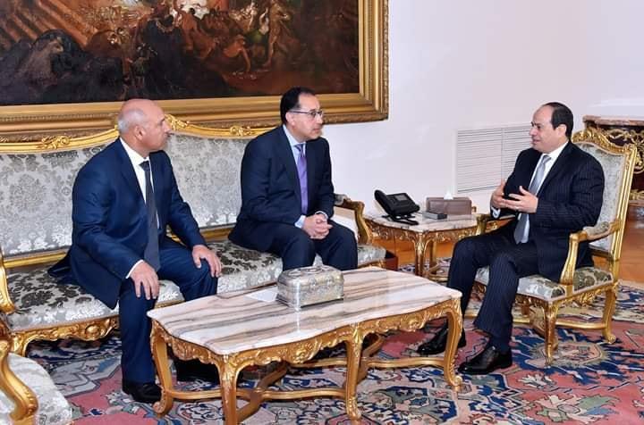 تكليفات الرئيس السيسي لوزير النقل تتصدر عناوين الصحف المصرية