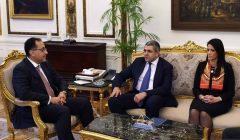 رئيس الوزراء يلتقى الأمين العام لمنظمة السياحة العالمية