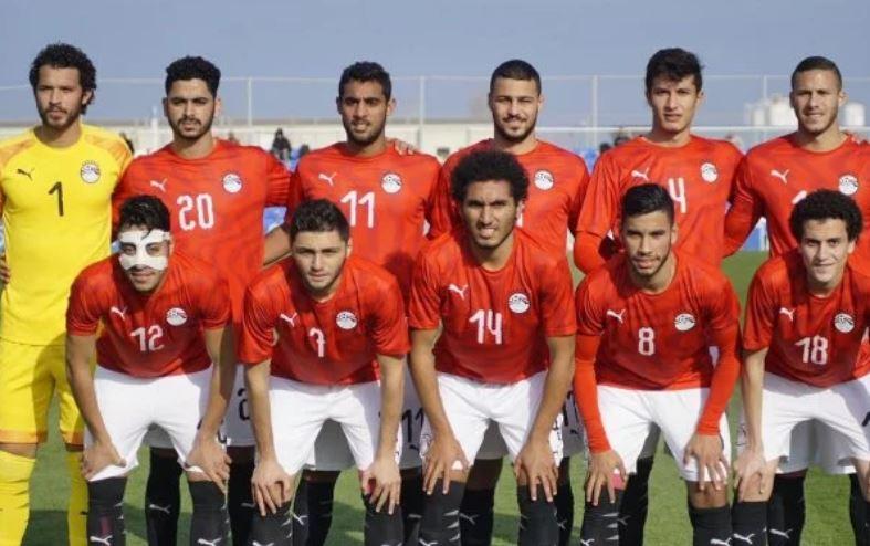 منتخب مصر الأولمبي يفوز على أمريكا بهدفين نظيفين وديًا