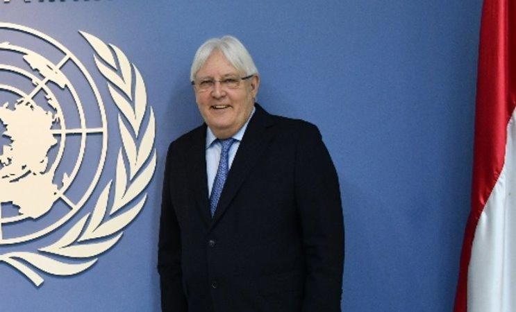 المبعوث الأممي لليمن: المفاوضات مستمرة لوقف إطلاق النار