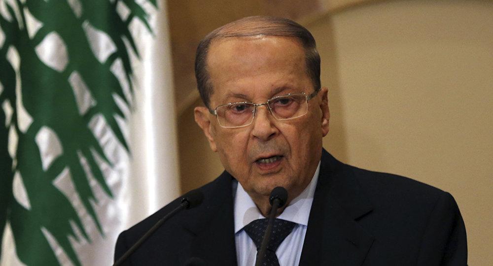 الرئيس اللبناني: أعمل على إزالة العقبات أمام تشكيل الحكومة المرتقبة لتسهيل مهمتها