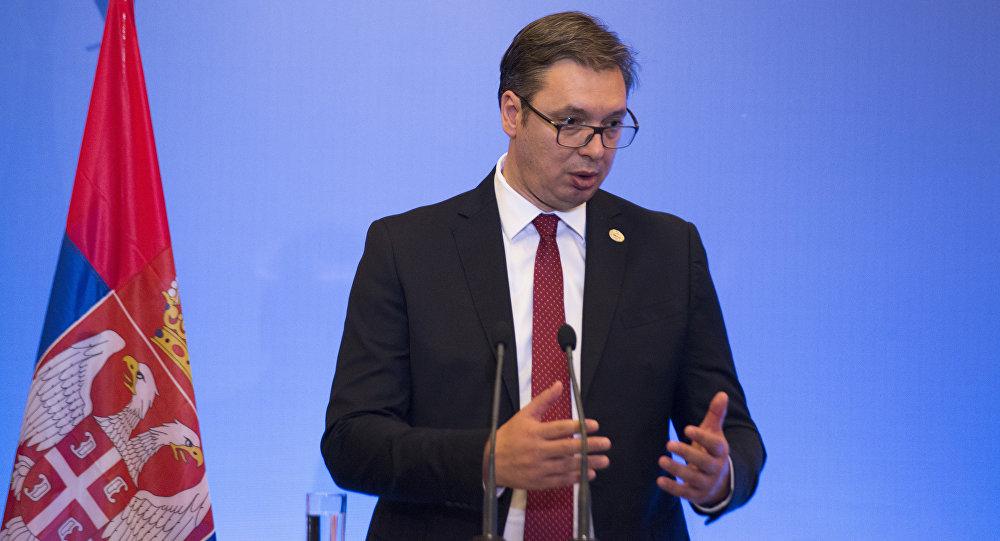 رئيس صربيا: لا يمكننا الاعتراف بضم روسيا للقرم